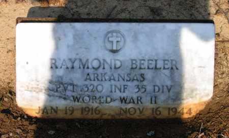 BEELER (VETERAN WWII; KIA), RAYMOND - Lawrence County, Arkansas | RAYMOND BEELER (VETERAN WWII; KIA) - Arkansas Gravestone Photos