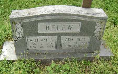 BELEW, WILLIAM A. - Lawrence County, Arkansas | WILLIAM A. BELEW - Arkansas Gravestone Photos