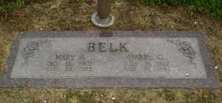 BASSETT BELK, MARY ANNA - Lawrence County, Arkansas | MARY ANNA BASSETT BELK - Arkansas Gravestone Photos