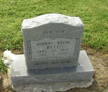 BELL, JOHNNY WAYNE - Lawrence County, Arkansas | JOHNNY WAYNE BELL - Arkansas Gravestone Photos