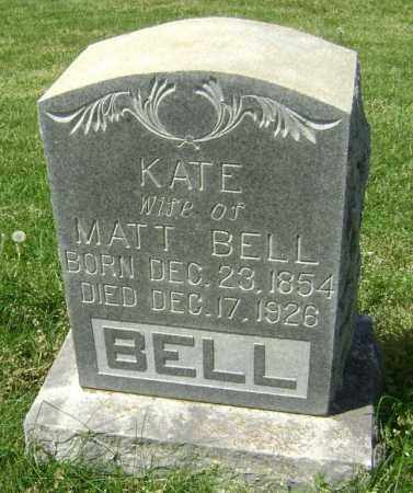BELL, KATE - Lawrence County, Arkansas | KATE BELL - Arkansas Gravestone Photos
