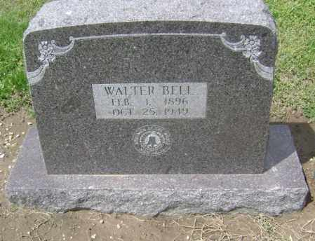 BELL, WALTER - Lawrence County, Arkansas | WALTER BELL - Arkansas Gravestone Photos