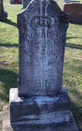 BELLAMY, ALBERT VANBUREN - Lawrence County, Arkansas | ALBERT VANBUREN BELLAMY - Arkansas Gravestone Photos