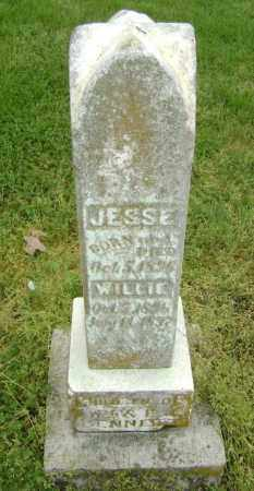 BENNETT, WILLIE - Lawrence County, Arkansas | WILLIE BENNETT - Arkansas Gravestone Photos