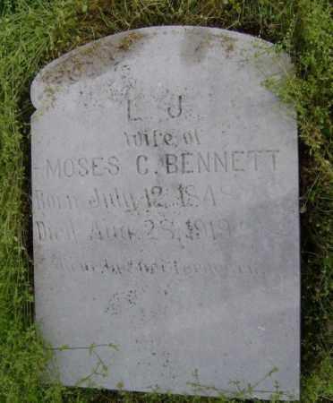 BENNETT, L. J. - Lawrence County, Arkansas | L. J. BENNETT - Arkansas Gravestone Photos