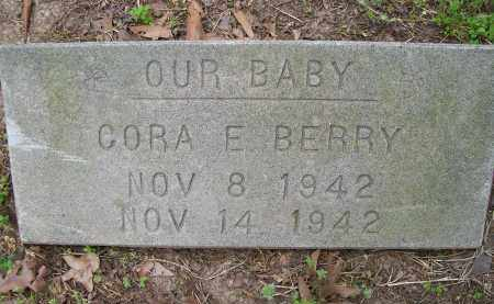 BERRY, CORA - Lawrence County, Arkansas | CORA BERRY - Arkansas Gravestone Photos
