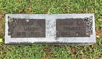 BERRY, LULA V. - Lawrence County, Arkansas | LULA V. BERRY - Arkansas Gravestone Photos