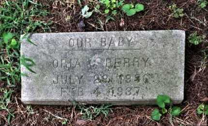 BERRY, ORIA C. - Lawrence County, Arkansas | ORIA C. BERRY - Arkansas Gravestone Photos