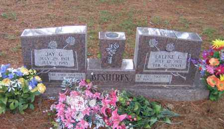 MILLER, ERLENE CHRISTINE MILLER - Lawrence County, Arkansas | ERLENE CHRISTINE MILLER MILLER - Arkansas Gravestone Photos