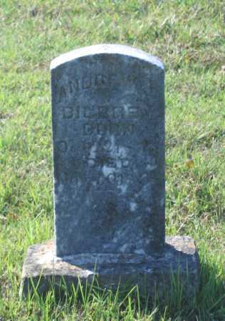 BILBREY, ANDREW J. - Lawrence County, Arkansas | ANDREW J. BILBREY - Arkansas Gravestone Photos