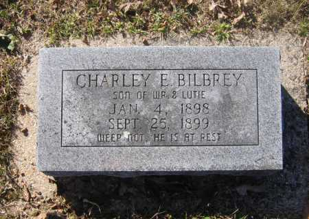 BILBREY, CHARLEY E. - Lawrence County, Arkansas | CHARLEY E. BILBREY - Arkansas Gravestone Photos