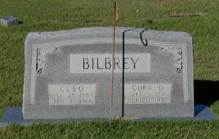 BILBREY, CLEO - Lawrence County, Arkansas | CLEO BILBREY - Arkansas Gravestone Photos