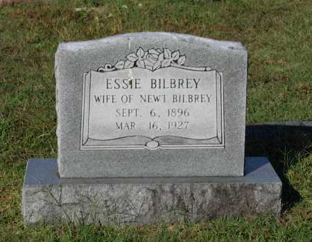 BILBREY, ESSIE - Lawrence County, Arkansas | ESSIE BILBREY - Arkansas Gravestone Photos
