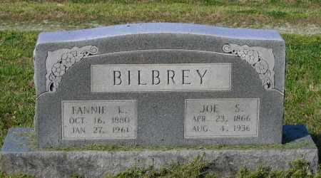 BILBREY, FANNIE LEONA - Lawrence County, Arkansas | FANNIE LEONA BILBREY - Arkansas Gravestone Photos