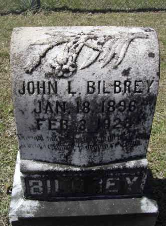 BILBREY, JOHN L. - Lawrence County, Arkansas | JOHN L. BILBREY - Arkansas Gravestone Photos