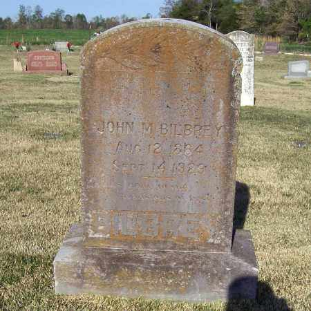 BILBREY, JOHN M. - Lawrence County, Arkansas | JOHN M. BILBREY - Arkansas Gravestone Photos