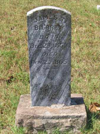 BILBREY, JAMES T. - Lawrence County, Arkansas | JAMES T. BILBREY - Arkansas Gravestone Photos