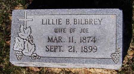 FIELD BILBREY, LILLIE BELLE - Lawrence County, Arkansas | LILLIE BELLE FIELD BILBREY - Arkansas Gravestone Photos