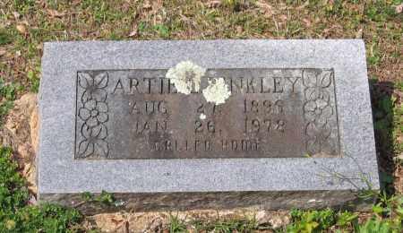 BINKLEY, ARTIE L. - Lawrence County, Arkansas | ARTIE L. BINKLEY - Arkansas Gravestone Photos
