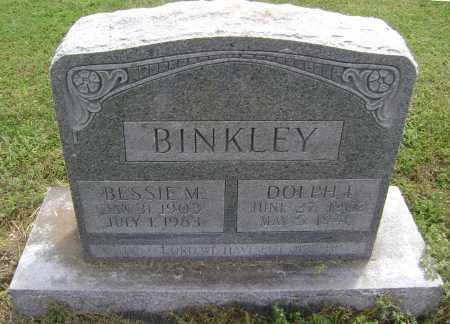 BINKLEY, ADOLPHUS L. - Lawrence County, Arkansas | ADOLPHUS L. BINKLEY - Arkansas Gravestone Photos