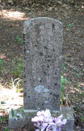 NATION BINKLEY, EMMA MAY - Lawrence County, Arkansas | EMMA MAY NATION BINKLEY - Arkansas Gravestone Photos