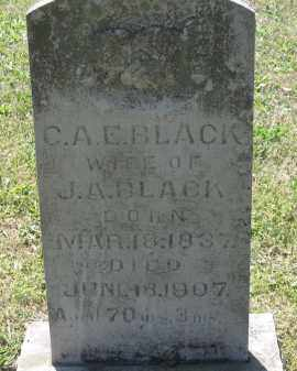 "BLACK, CELIA ""C. A. E."" - Lawrence County, Arkansas 