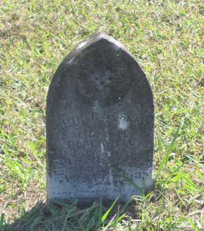 BLACKWELL, OSKER - Lawrence County, Arkansas | OSKER BLACKWELL - Arkansas Gravestone Photos