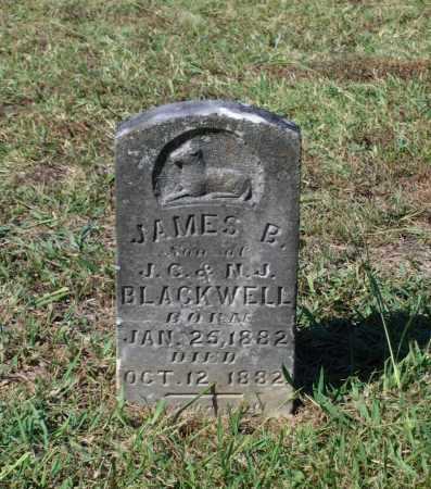 BLACKWELL, JAMES B. - Lawrence County, Arkansas | JAMES B. BLACKWELL - Arkansas Gravestone Photos