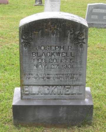 BLACKWELL, JOSEPH R. - Lawrence County, Arkansas | JOSEPH R. BLACKWELL - Arkansas Gravestone Photos