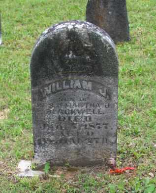 BLACKWELL, WILLIAM J. - Lawrence County, Arkansas | WILLIAM J. BLACKWELL - Arkansas Gravestone Photos