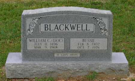PARR BLACKWELL, BESSIE - Lawrence County, Arkansas | BESSIE PARR BLACKWELL - Arkansas Gravestone Photos