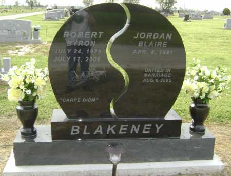 BLAKENEY, ROBERT BYRON - Lawrence County, Arkansas | ROBERT BYRON BLAKENEY - Arkansas Gravestone Photos