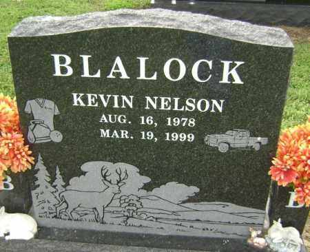 BLALOCK, KEVIN NELSON - Lawrence County, Arkansas | KEVIN NELSON BLALOCK - Arkansas Gravestone Photos