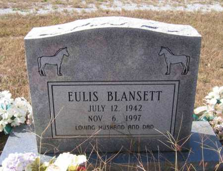 BLANSETT, EULIS - Lawrence County, Arkansas | EULIS BLANSETT - Arkansas Gravestone Photos