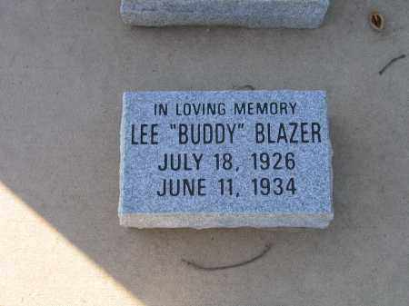 "BLAZER, LEE ""BUDDY"" - Lawrence County, Arkansas 
