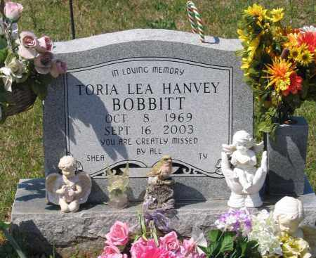 BOBBITT, TORIA LEA - Lawrence County, Arkansas | TORIA LEA BOBBITT - Arkansas Gravestone Photos