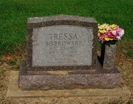 DOBBS BOBROWSKI, TRESSA - Lawrence County, Arkansas | TRESSA DOBBS BOBROWSKI - Arkansas Gravestone Photos