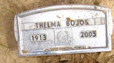BOJOS, THELMA - Lawrence County, Arkansas | THELMA BOJOS - Arkansas Gravestone Photos