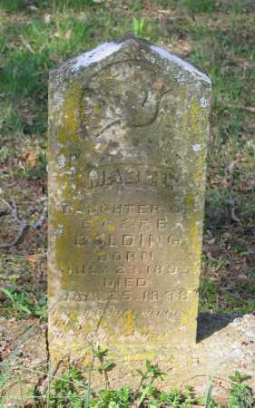 BOLDING, MABEL - Lawrence County, Arkansas | MABEL BOLDING - Arkansas Gravestone Photos