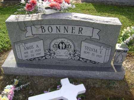 BONNER, AMOS ANDREW - Lawrence County, Arkansas | AMOS ANDREW BONNER - Arkansas Gravestone Photos