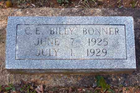 "BONNER, CHARLES EDWARD ""BILLY"" - Lawrence County, Arkansas 