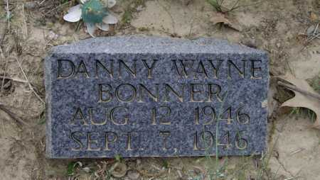 BONNER, DANNY WAYNE - Lawrence County, Arkansas | DANNY WAYNE BONNER - Arkansas Gravestone Photos