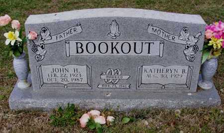 BOOKOUT, JOHN HENRY - Lawrence County, Arkansas | JOHN HENRY BOOKOUT - Arkansas Gravestone Photos