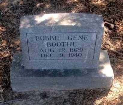 BOOTHE, BOBBIE GENE - Lawrence County, Arkansas | BOBBIE GENE BOOTHE - Arkansas Gravestone Photos