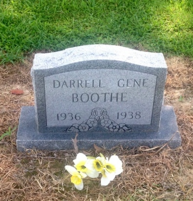 BOOTHE, DARRELL GENE - Lawrence County, Arkansas | DARRELL GENE BOOTHE - Arkansas Gravestone Photos