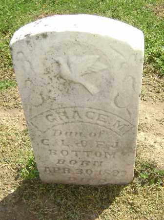 BOTTOM, GRACE M. - Lawrence County, Arkansas | GRACE M. BOTTOM - Arkansas Gravestone Photos