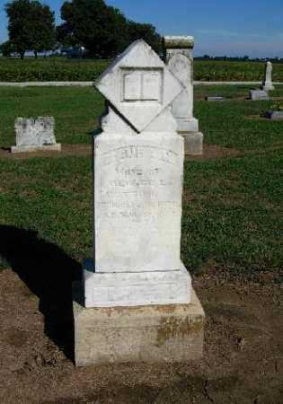 BOTTOM, LAURA H. - Lawrence County, Arkansas | LAURA H. BOTTOM - Arkansas Gravestone Photos