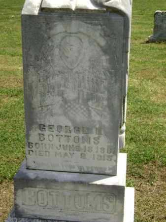 BOTTOMS, GEORGE  L. - Lawrence County, Arkansas | GEORGE  L. BOTTOMS - Arkansas Gravestone Photos
