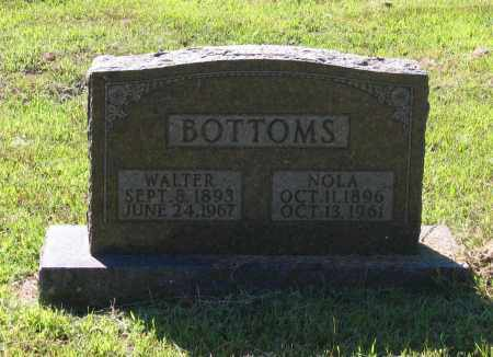 BOTTOMS, THOMAS WALTER - Lawrence County, Arkansas | THOMAS WALTER BOTTOMS - Arkansas Gravestone Photos