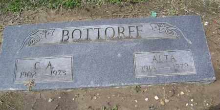 BOTTORFF, ALTA - Lawrence County, Arkansas | ALTA BOTTORFF - Arkansas Gravestone Photos